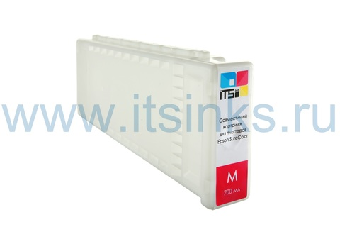 Картридж для Epson C13T7143 Magenta 700 мл
