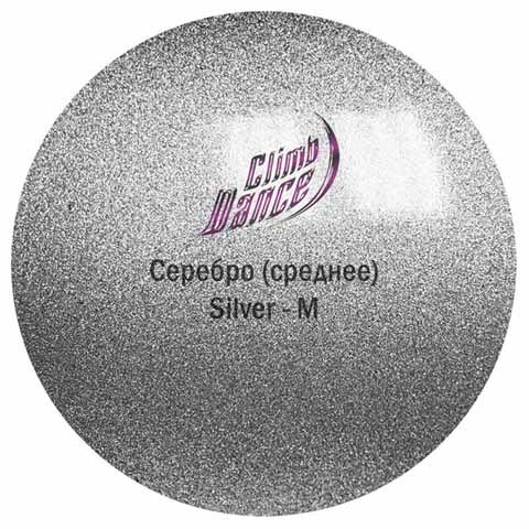 Climb Dance (Bugtone) Краска Металлик Climp Dance Silver Medium / Серебро Среднее, 50 мл CD338150.jpg