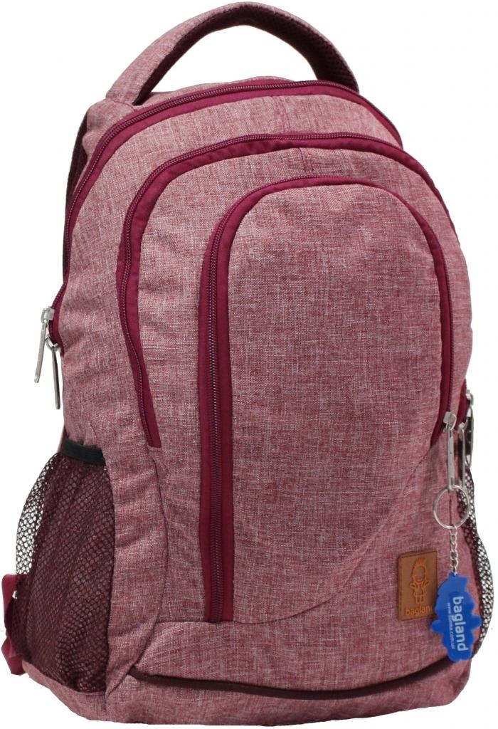 Городские рюкзаки Рюкзак Bagland Бис Меланж 19 л. Бордовый (0055669) 131791fdf0cbab28ad3f99019c2d84dc.jpg