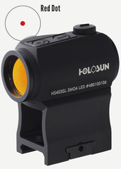 Holosun Paralow HS403GL Red dot