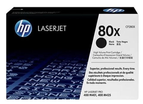 Картридж HP CF280X 80X черный