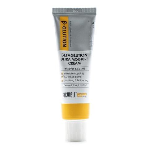 Купить ACWELL Glution Ultra Moisture Cream - Крем с Betaglution