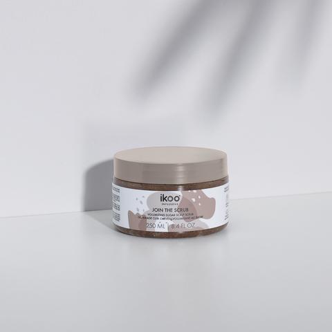 Сахарный скраб- пенка «Глубокое очищение и объем» volumizing scalp scrub