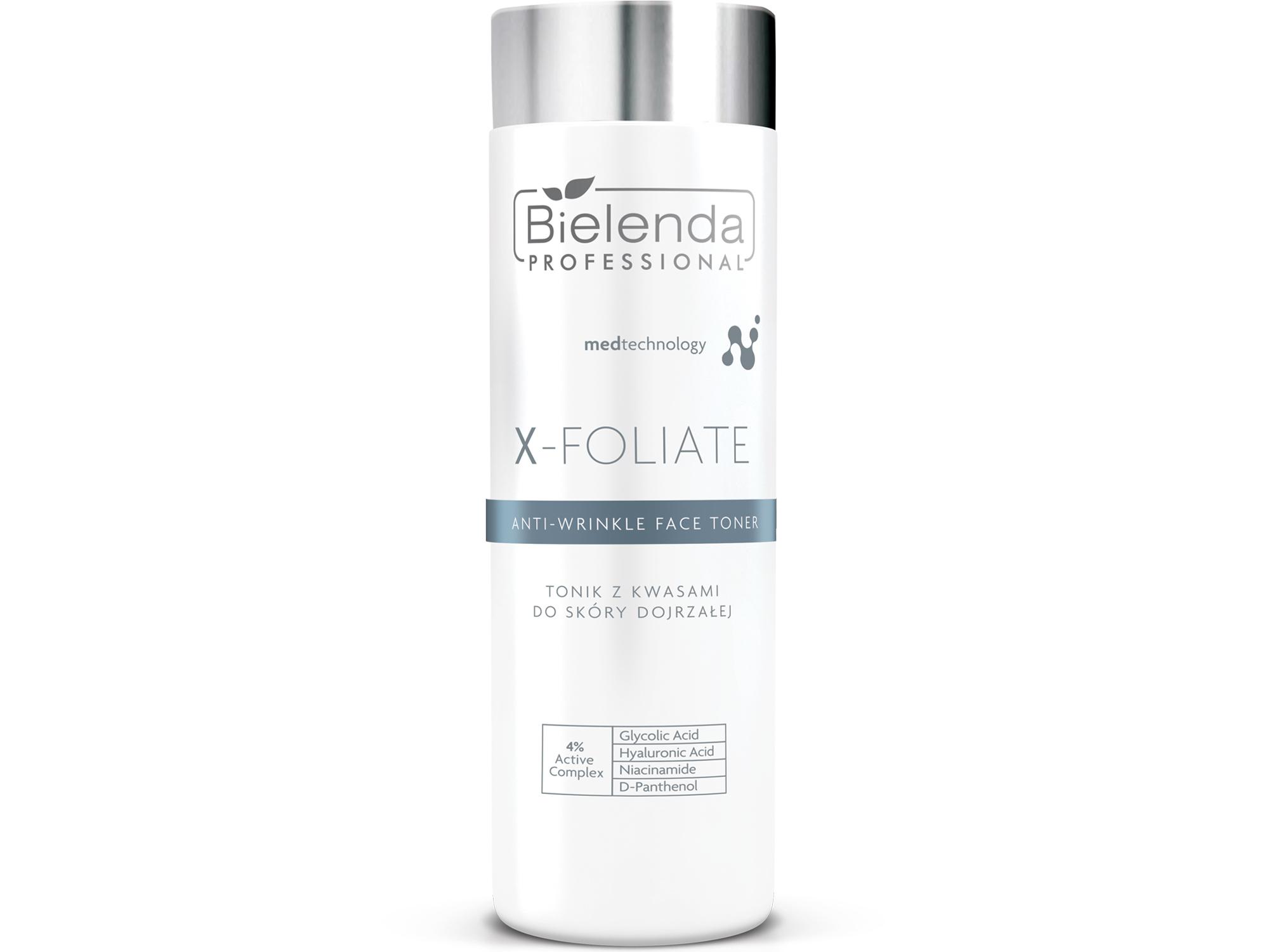 X-FOLIATE Anti Wrinkle Кислотный тоник с лифтинг эффектом