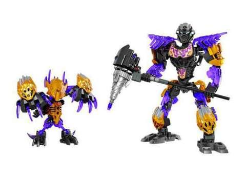LEGO Bionicle: Онуа — Объединитель земли 71309 — Onua Uniter of Earth — Лего Бионикл