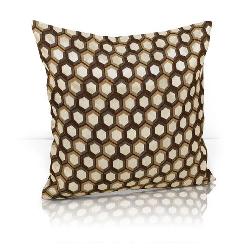 Подушка Ормеда коричневый