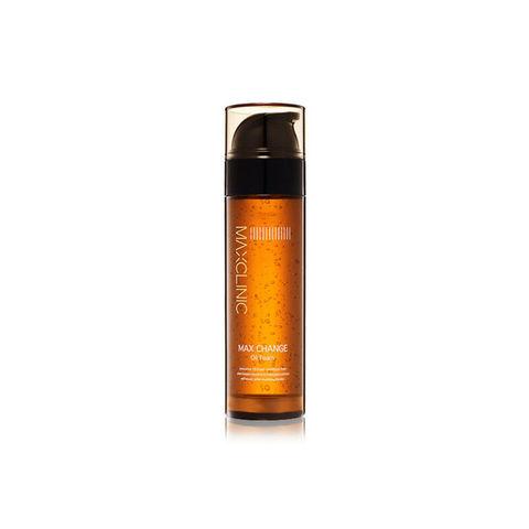Maxclinic  Max Change Oil Foam Гидрофильное масло-пенка для умывания с капсулами гиалуроновой кислоты и церамидами