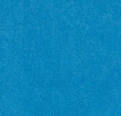 Натуральный линолеум 3264 Greek blue (Forbo Marmoleum Fresco)