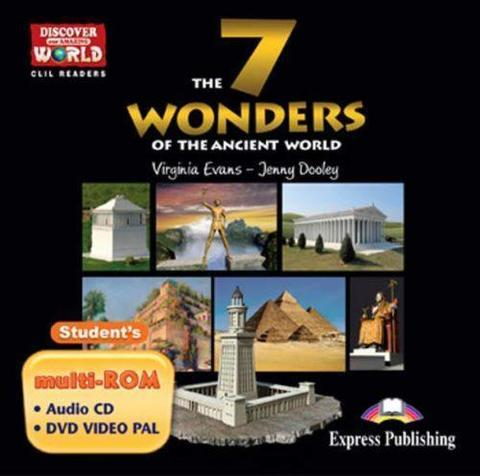 The 7 Wonders of the Ancient World. Student's multi-ROM (для ученика)