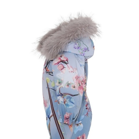 Зимний комбинезон Molo Pyxis Fur Ikebana