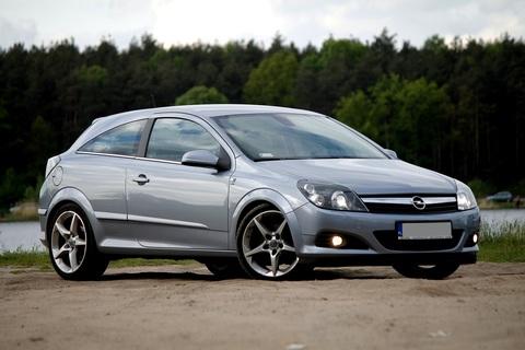 Задняя Пневмоподвеска Opel H