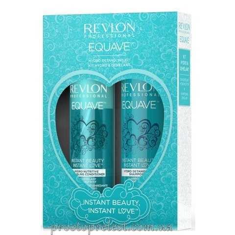Revlon Professional Equave IB Hydro Duo Pack - Подарочный набор для увлажнения волос