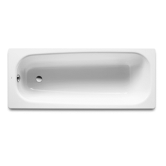 Ванна чугунная Roca (Рока) CONTINENTAL 150х70х40, прямоугольная без антискользящего покрытия
