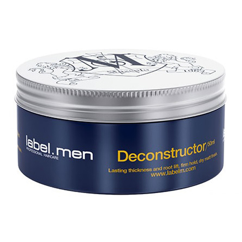 LABEL.MEN: Паста разделительная для мужских волос (Decunstructor), 50мл