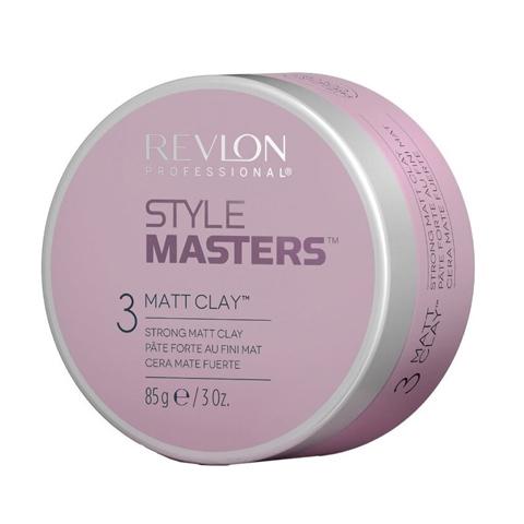 REVLON Style Masters: Глина матирующая и формирующая для волос (Matt Clay), 85г