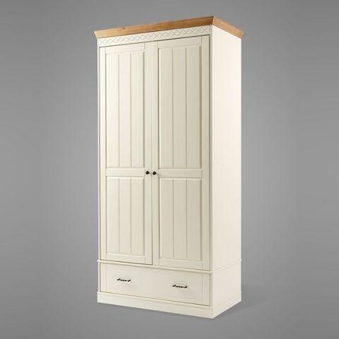 Шкаф 2-створчатый Дания №3