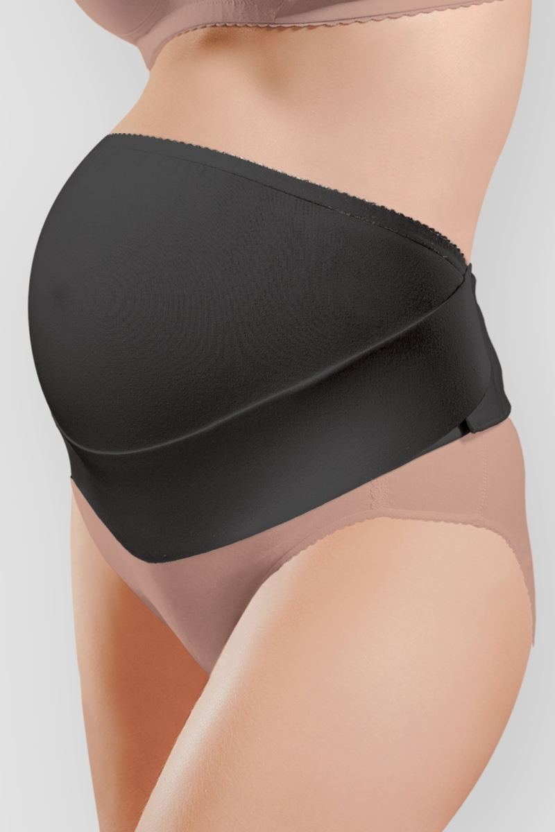 Бандаж для беременных 00125 черный