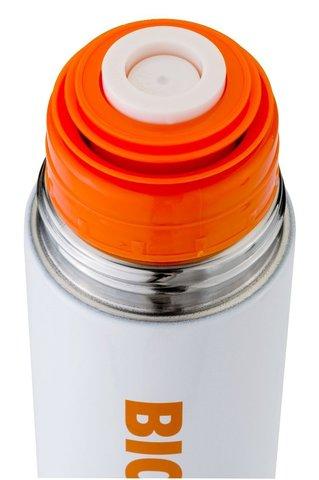 Термос Biostal Flër (1 литр), белый
