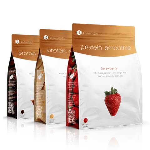Rejuvenated Протеиновые смузи Protein Smoothie
