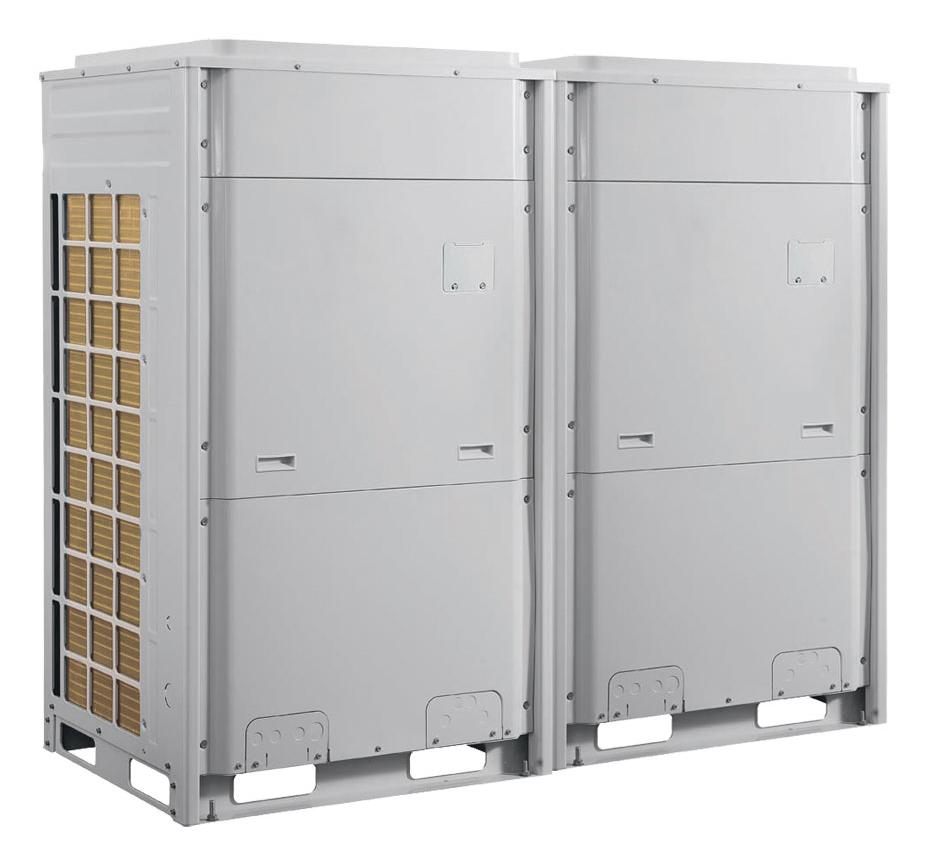 Наружный блок кондиционера General Climate DV-MAXi 2 GM400/3N1A