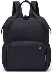 Женский рюкзак Pacsafe Citysafe CX черный ECONYL, 17 л