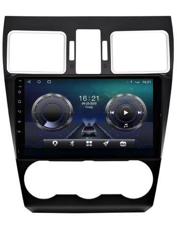 Магнитола для Subaru Forester (16-17) / XV (15-16) Android 10 6/128GB IPS DSP модель CB-3440TS10