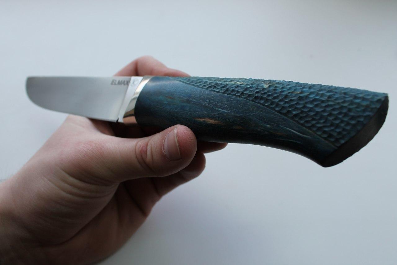 Нож РН-9 Elmax - фотография