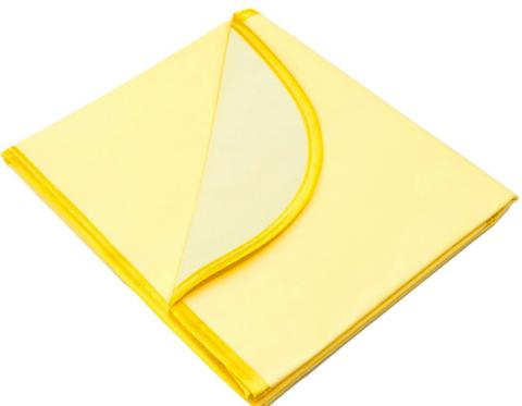 Колорит. Клеенка ПВХ на тканевой основе с окантовкой, 50х70 см