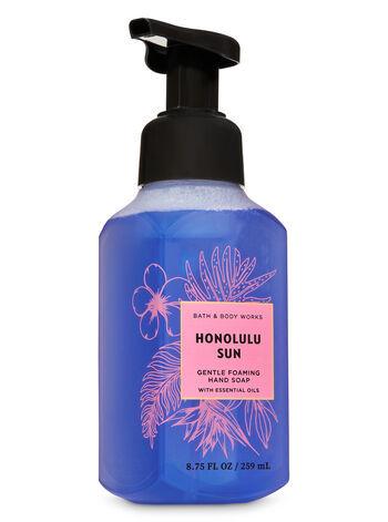 Мыло для рук Bath&BodyWorks Honolulu Sun Gentle foaming Hand Soap 259 m