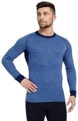 Кофта мужская Norveg Climate Control, синий/голубой