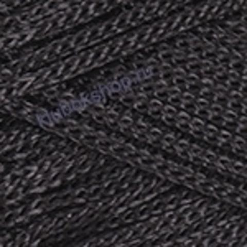 Пряжа YarnArt Macrame цвет 148 черный