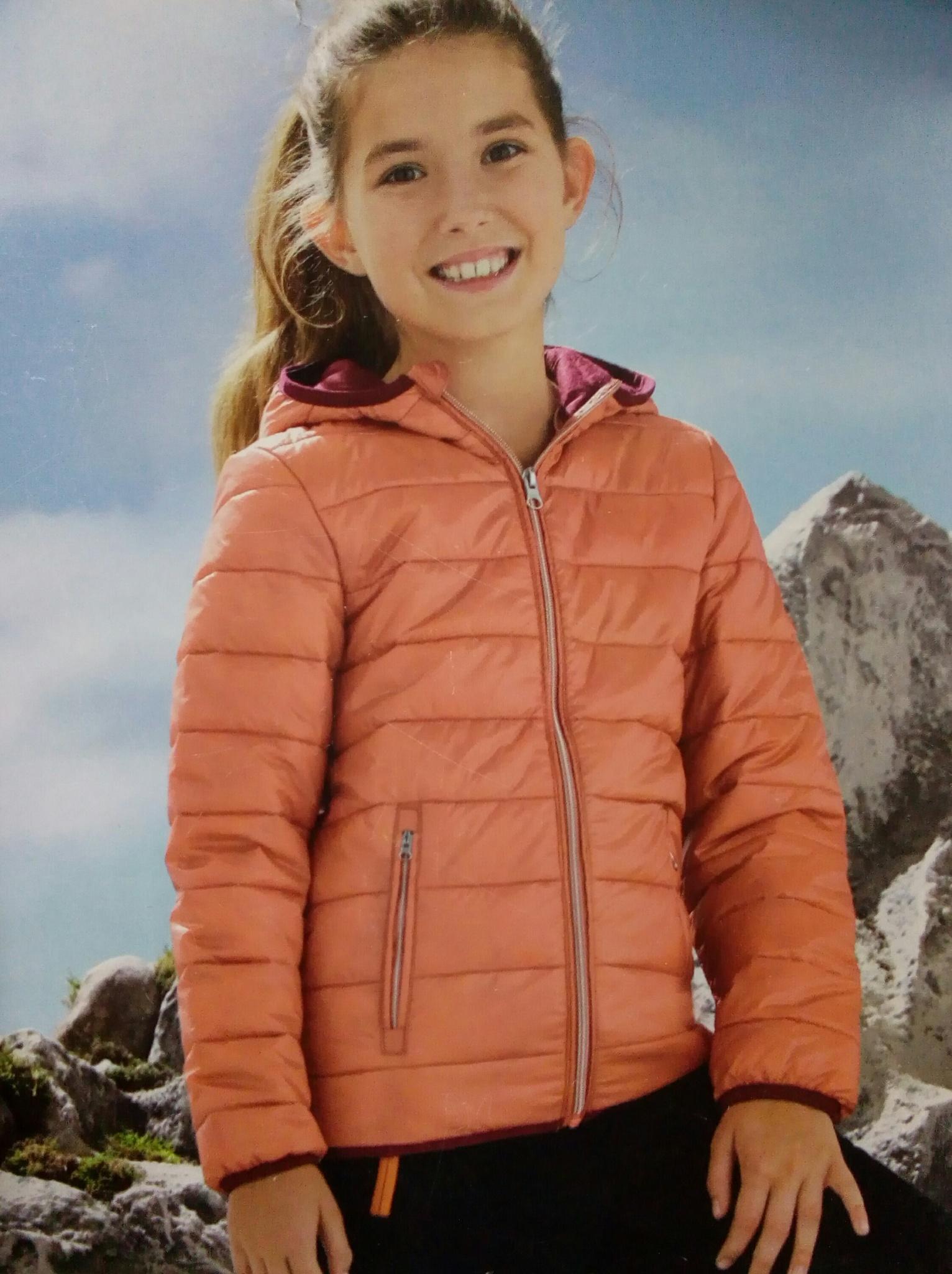 Куртка для девочки Crivit