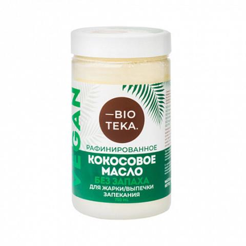 Биотека Кокосовое масло рафинированное, 750 мл
