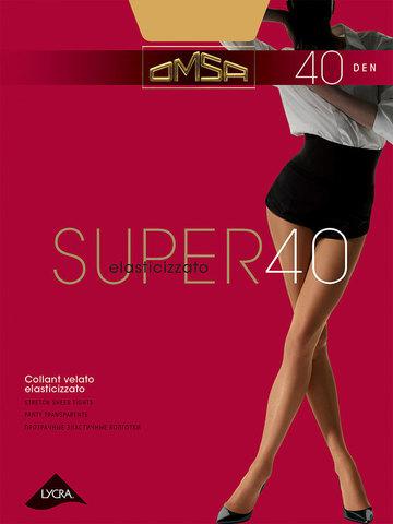 Колготки Super 40 Omsa