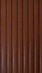 Профнастил 2х сторонний С-10 (RAL 8017) коричневый шоколад 1200х2000х0,5мм (2,4м2)