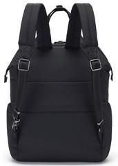 Женский рюкзак Pacsafe Citysafe CX черный ECONYL, 17 л - 2