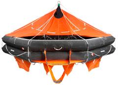 Liferaft - VIKING, 20DKF+, davit launched (20 pers.)