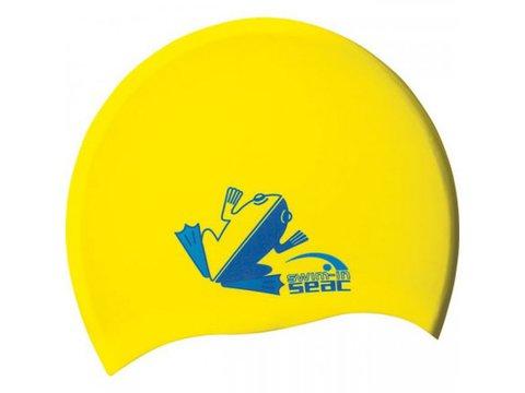 Шапочка для бассейна seac латексная цвета в ассортименте детская