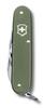 Нож Victorinox Cadet Alox, 84 мм, 9 функций, алюминиевая рукоять, зелёный