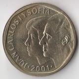 K6225, 2001, Испания, 500 песет