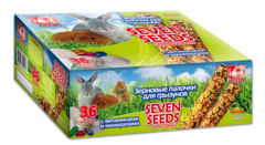 Палочки для грызунов Seven Seeds с витаминами и минералами