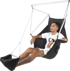 Подвесное кресло Ticket to the Moon Moon Chair Black