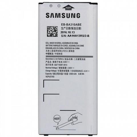 Battery SAMSUNG EB-BA310ABE A310F 1600mAh MOQ:20
