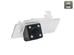 Камера заднего вида для Audi A4 08+ Avis AVS112CPR (#134)