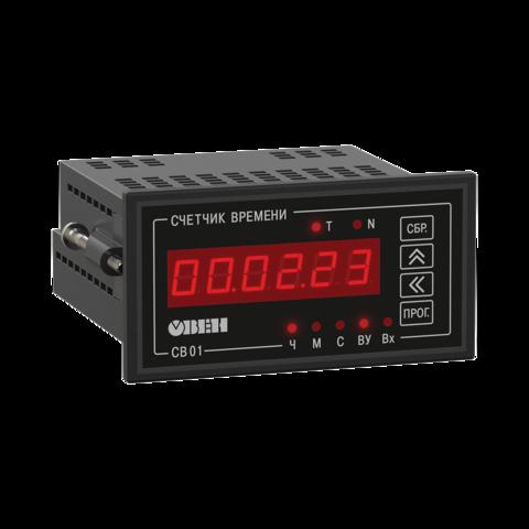 СВ01 счетчик времени наработки оборудования