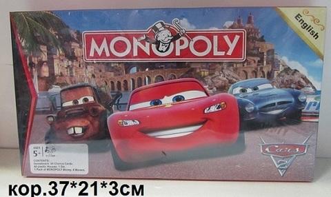 Игра Монополия Т534-Н37023 (английск.)