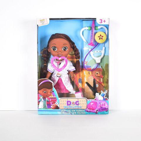 Кукла плюша (уп. 23*7,5*31)