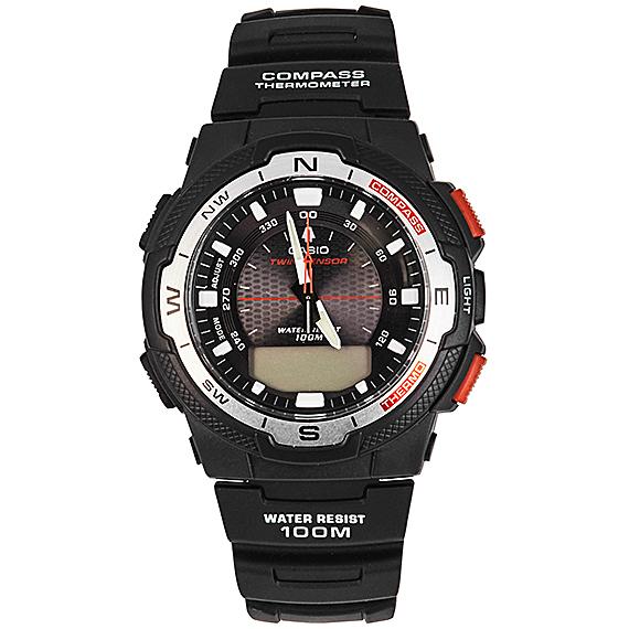 Часы наручные Casio SGW-500HD-1BVDR