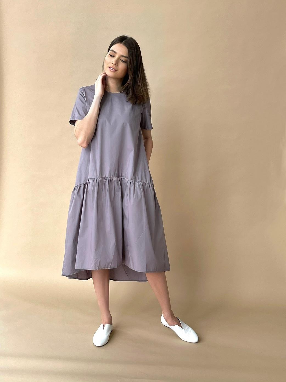 Платье, Ballerina, 301 (лиловый)