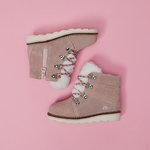 Ботинки Viking демисезонные для девочки